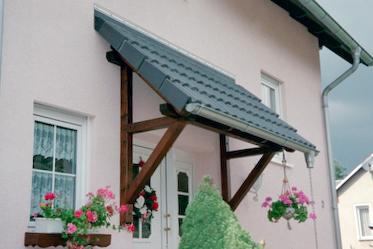 holzvordach-schwarzwald-2 | vordach schwarzwald | holz vordächer, Moderne