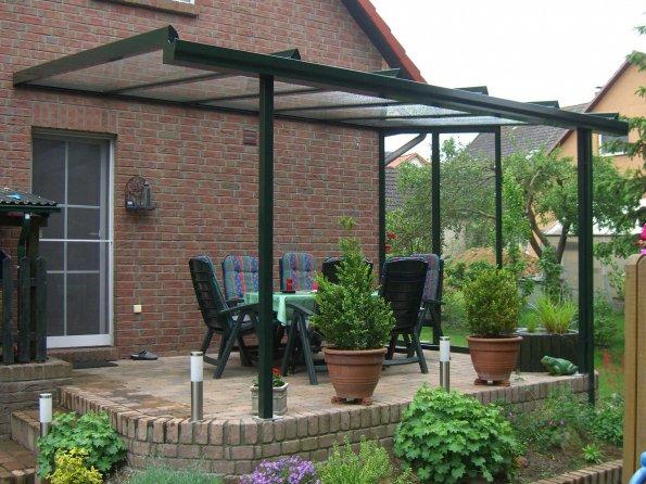 terrassendach wob1 terrassen berdachungen aus aluminium. Black Bedroom Furniture Sets. Home Design Ideas