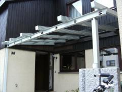 Terrassenschiebedächer
